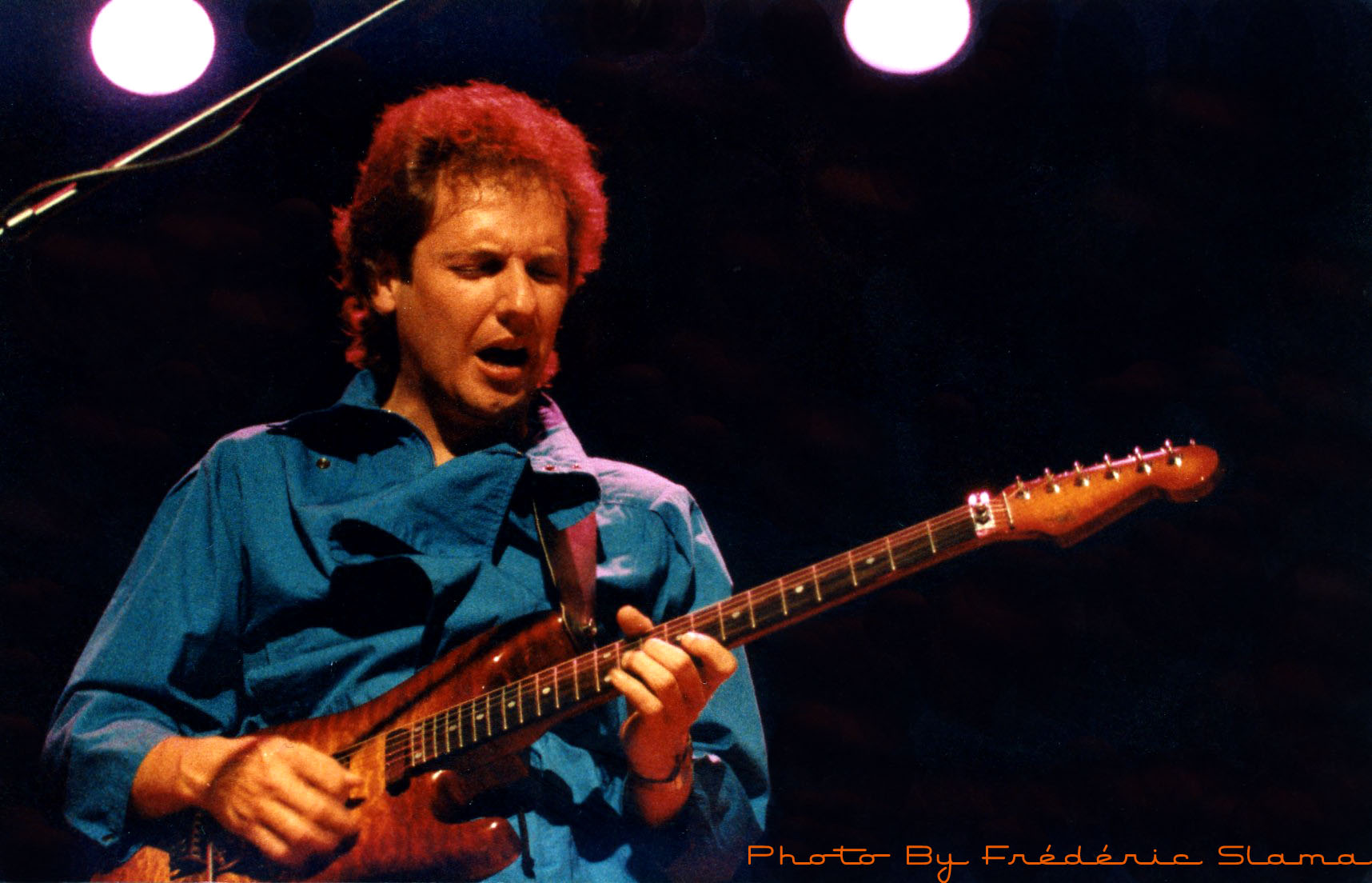 Lee Ritenour Home Page